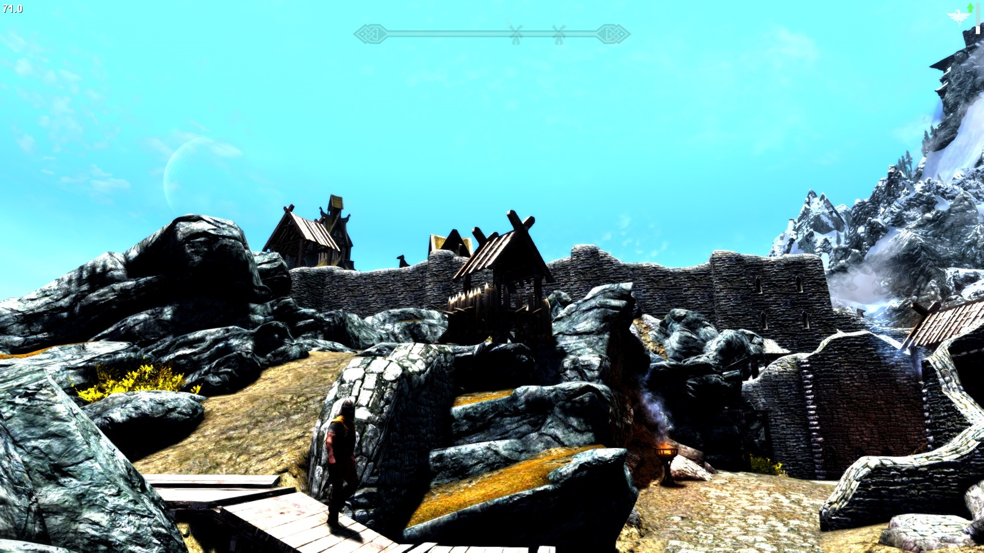 ENB equivalent achieved with mods