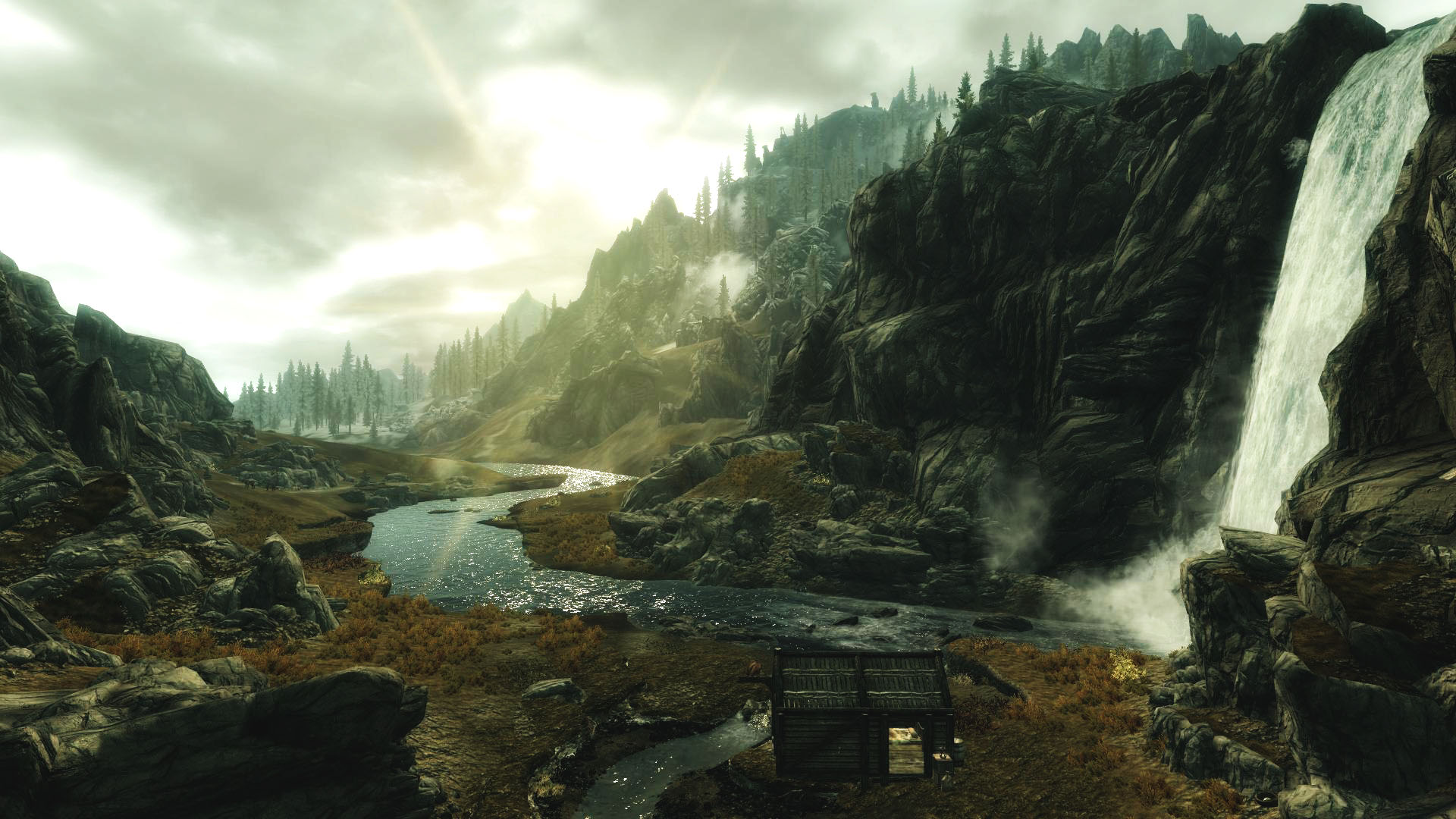 The Valleys of Skyrim