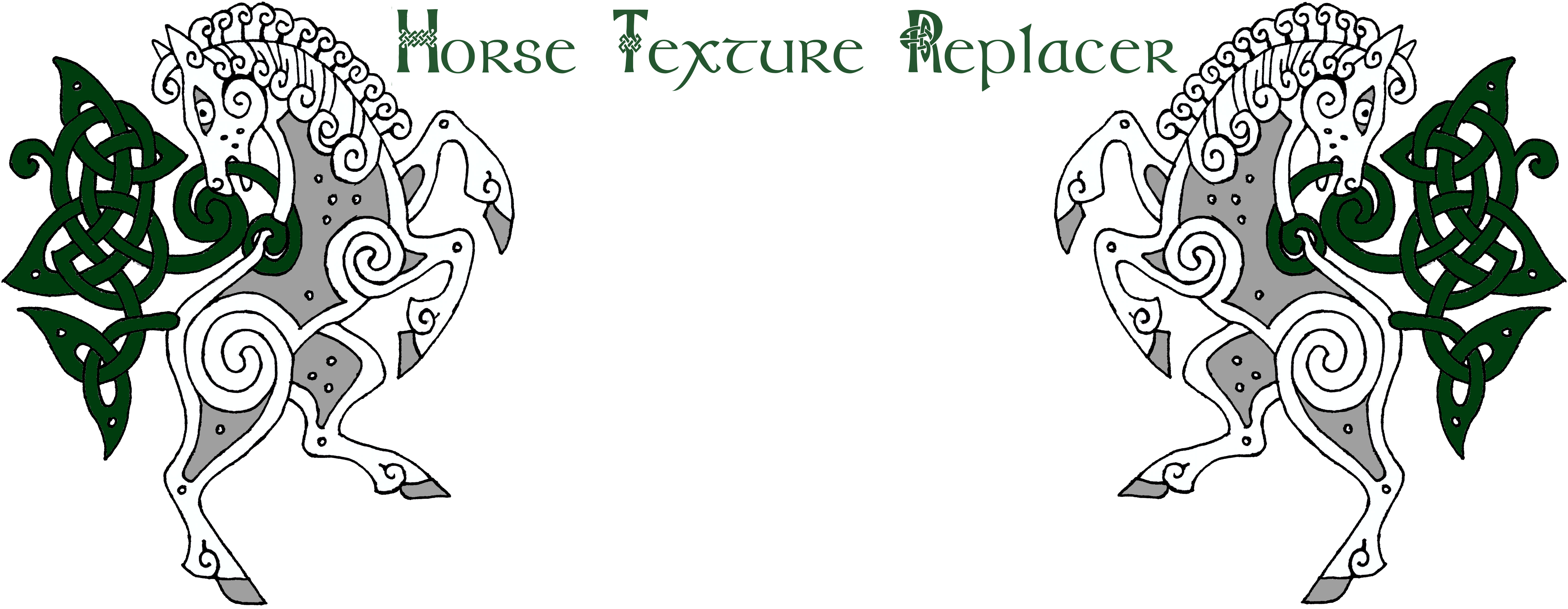 horse texture replacer at skyrim special edition nexus mods and