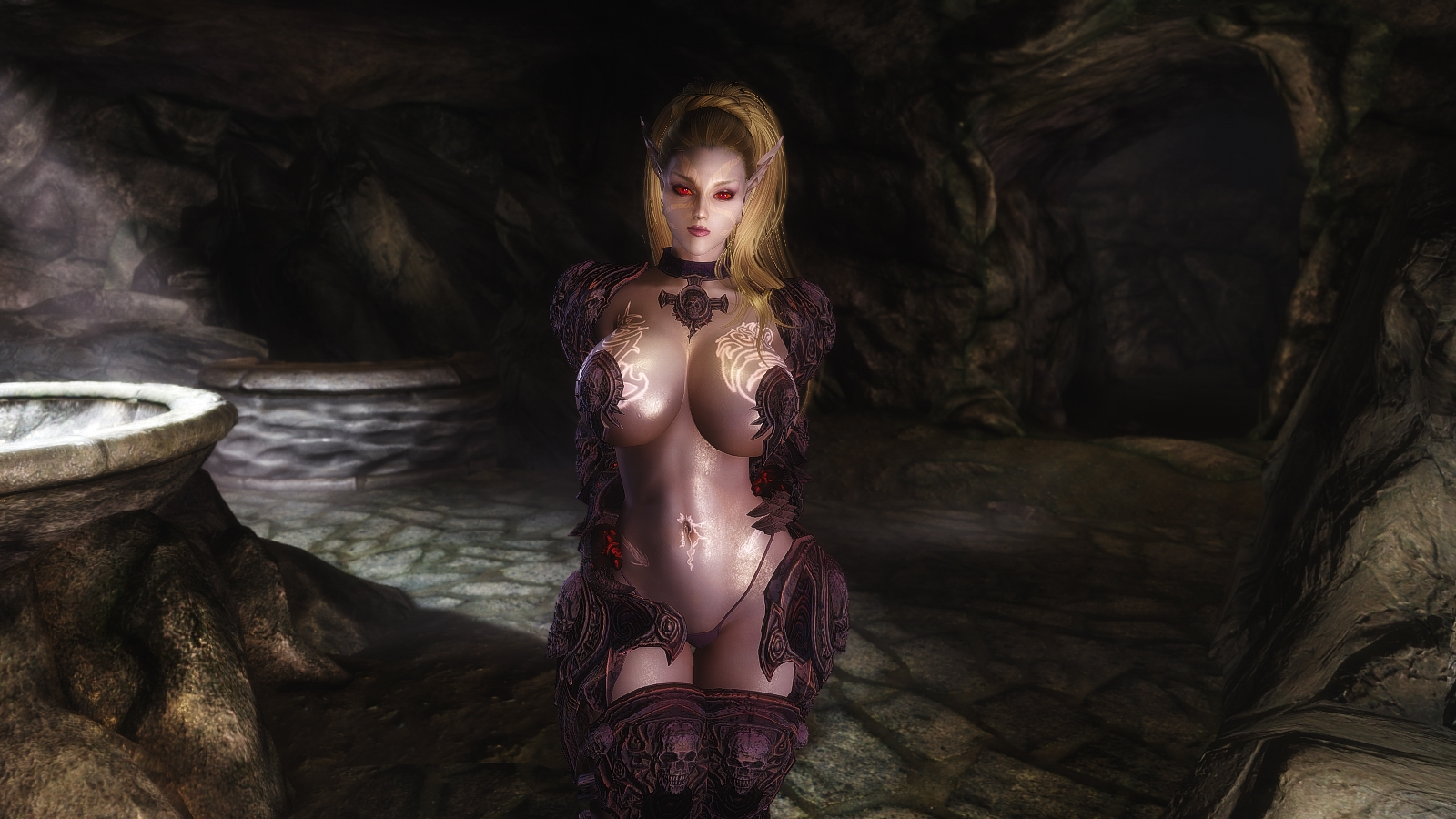 Sexual dark elf sexy photos