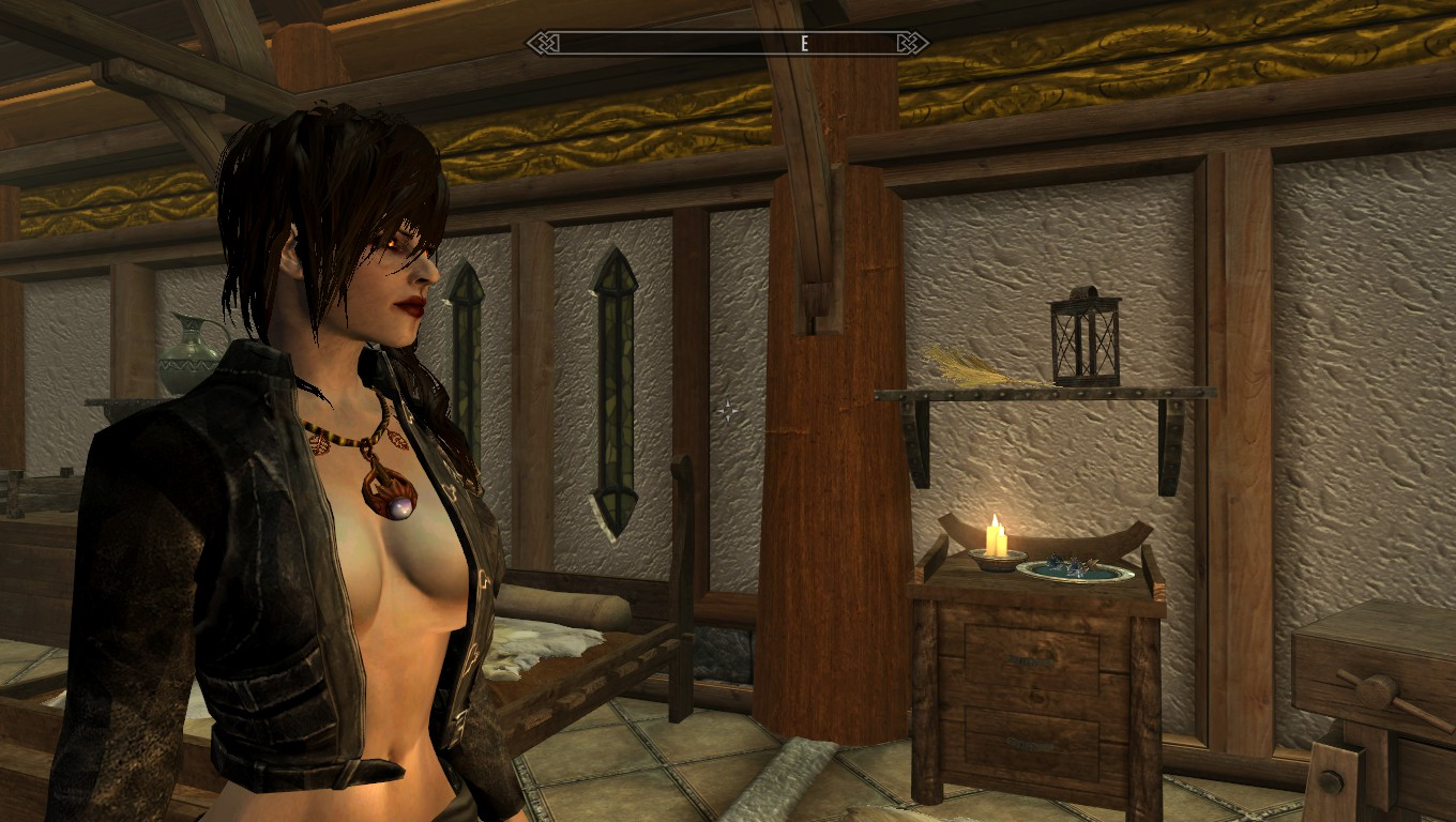Sara In Skyrim Hot 8