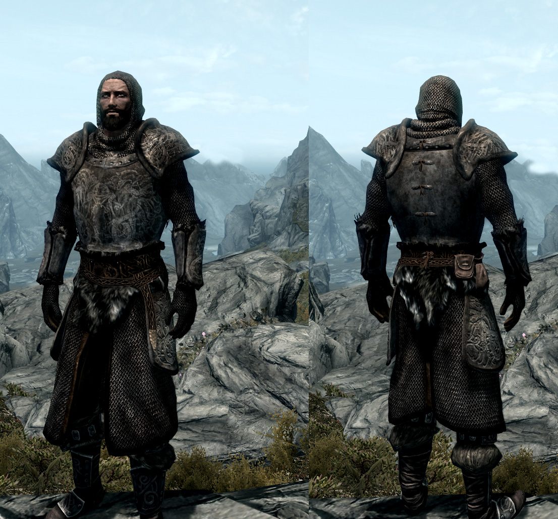 Issgardean Armor at Skyrim Nexus - mods and community | 1106 x 1028 jpeg 481kB