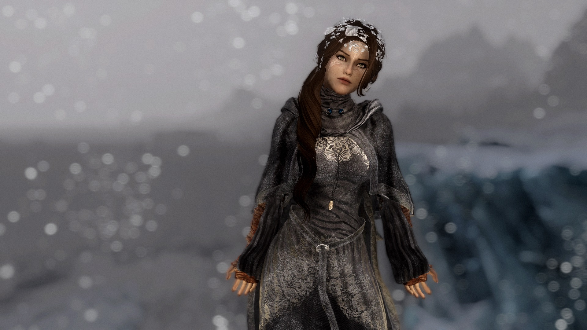 Firekeeper Cassandra at Skyrim Nexus - mods and community