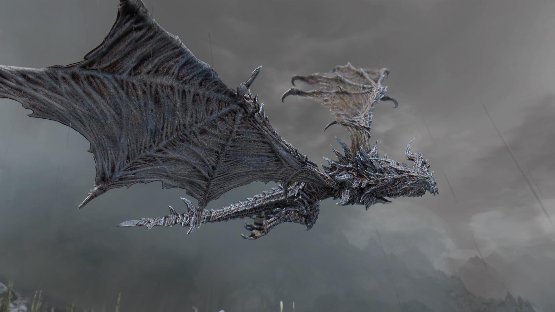 February Dragons featuring Alduin