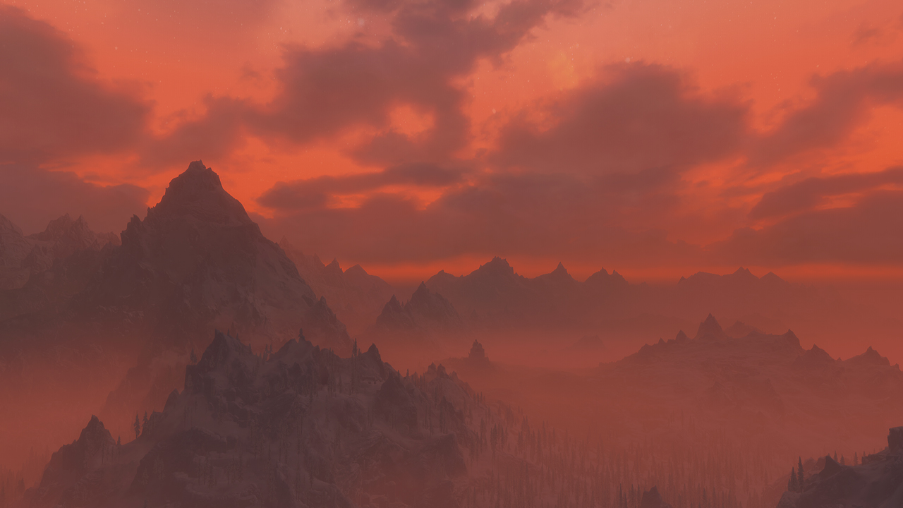 Whiterun is far away