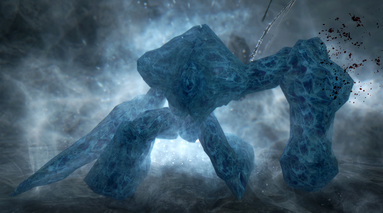 The soul of ice