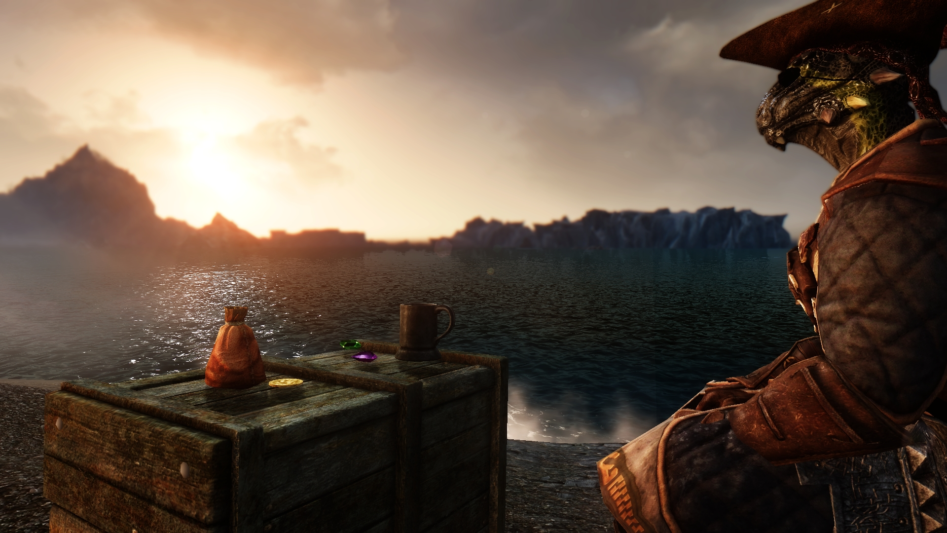Lonely Argonian