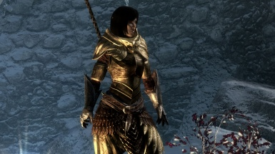 Real Elven Armor