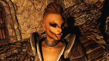 Beautify an Orc