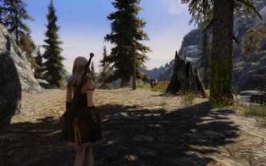 Project ENB cinematic edition Full graphics