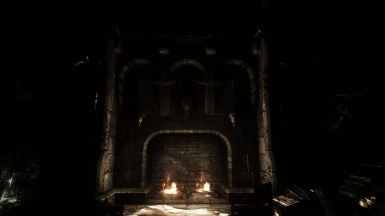 Dawnguards Fireplace