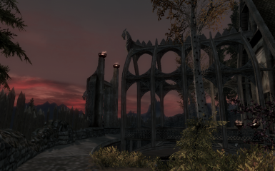 Dusk At Dragons Reach