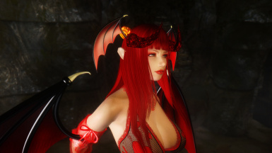 MY Succubus in game