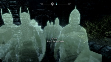 LOTR battles epic Mod - Army off the Dead