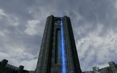Tower of the college of Winterhold
