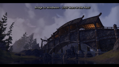 Windhelm - 1000 Years in the Past