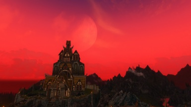 Morning over Witherun