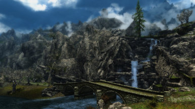 Another Skyrim Screenshot