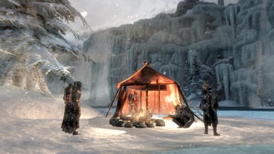 Epic Frostfall