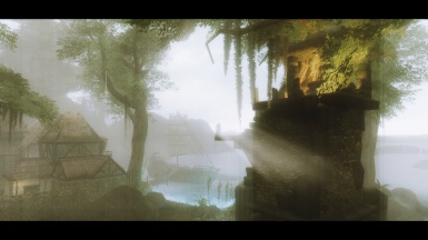 Echoes of the Past - Rainy Dawn in Seyda Neen