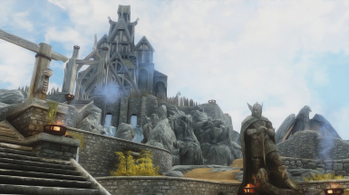 View of Whiterun