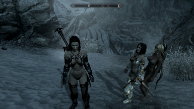 Two Sexy followers not ready for adventure Too cold