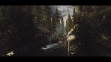 Riverwood in the woods