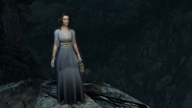 Aerith in Ashara Finery