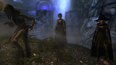Witches of Skyrim