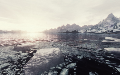 unreal with Realistic Water Two