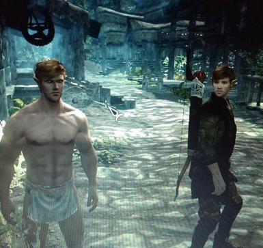 my faendal vs what faendal is supposed to look like
