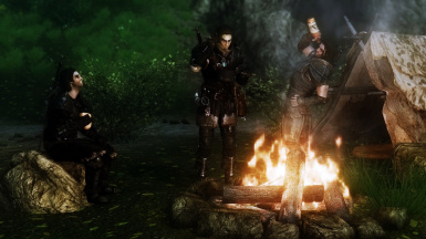 The Companions at Rest