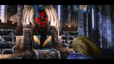 Thrones of Skyrim - Lucretia - Ulfric's throne - 1