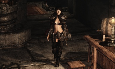 Lore-friendly but attractive armor on Lydia