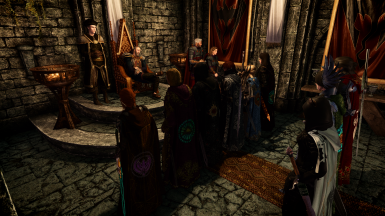 Ch 133 Long Live the King - Dragonsquad vs Dark Brotherhood