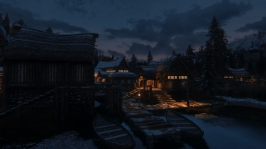 Morthal Scenery