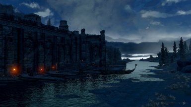 early morning Windhelm