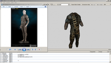 Prometheus Movie Armor