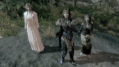 Vilja Twins The Imperials took her brother away