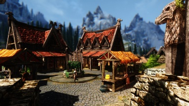 A different Whiterun