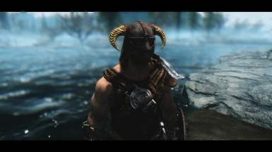 My 1st tweak ENB for Skyrim