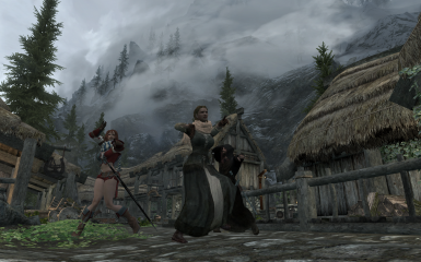 Dancing In Riverwood