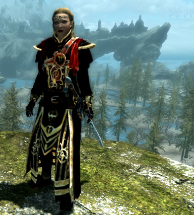 Telvanni New Clothes