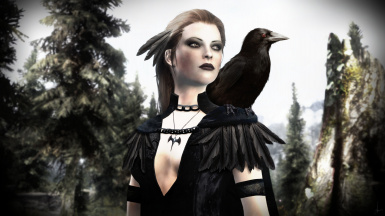 Amelie the Crow Princess