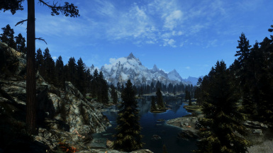 The Lake Near Riverwood