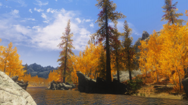 A nice day in Skyrim