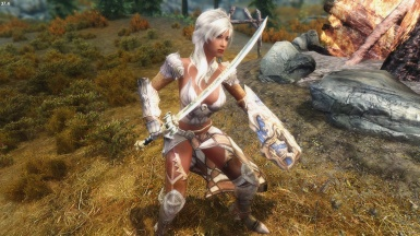 Destiney Proudmoore Standalone follower finished