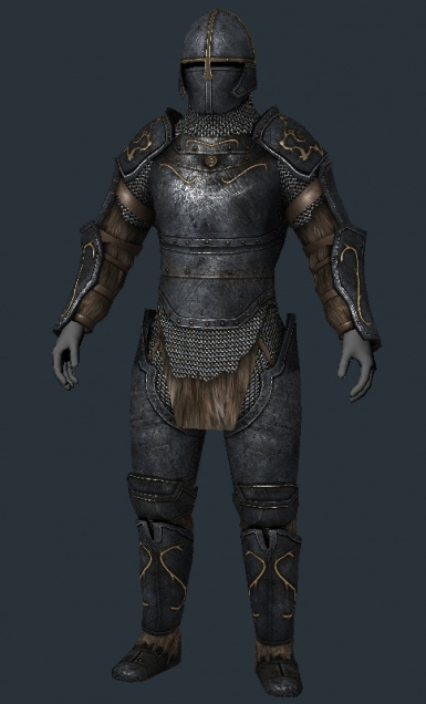 Male Knight of Windhelm Released