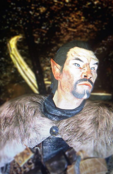 Albaine - my current character