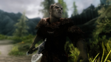 Orc And Axe